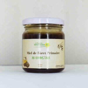 Miel de forêt primaire au Ravinstara 220ml