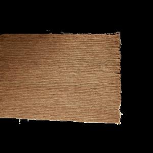 Tapis rectangle en racine tressé (en cordon)